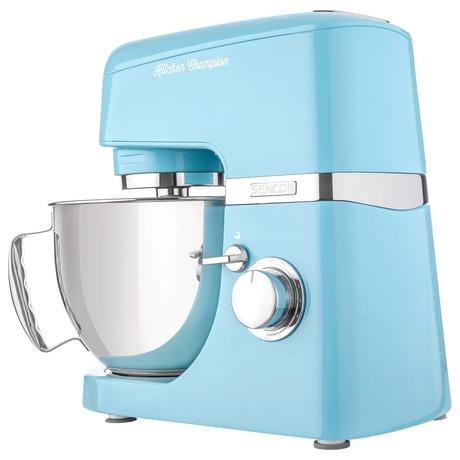 Kuchyňský robot Sencor STM 6352BL modrý