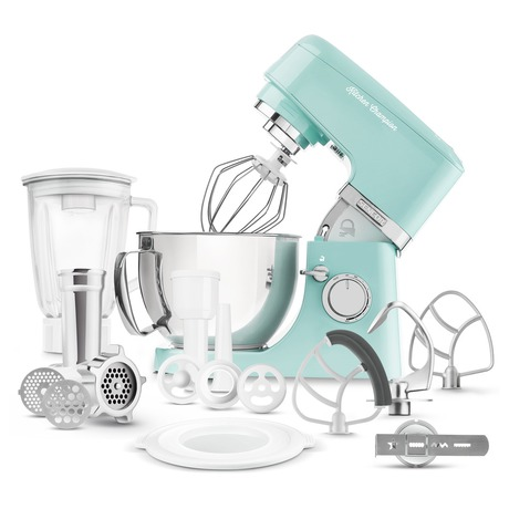 Kuchyňský robot Sencor STM 6351GR zelený