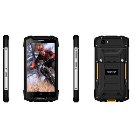 Mobilní telefon Aligator RX510 eXtremo, černý (foto 3)