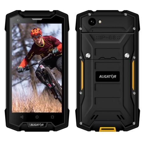 Mobilní telefon Aligator RX510 eXtremo, černý (foto 1)