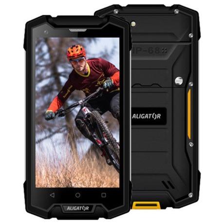 Mobilní telefon Aligator RX510 eXtremo, černý (foto 2)