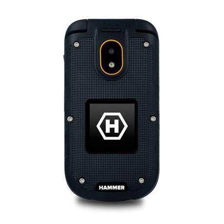 ... Mobilní telefon myPhone Hammer BOW Plus oranžovo-černý ... be825767df6