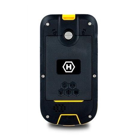 Mobilní telefon myPhone Hammer BOW Plus oranžovo-černý ... 09edc0638cc