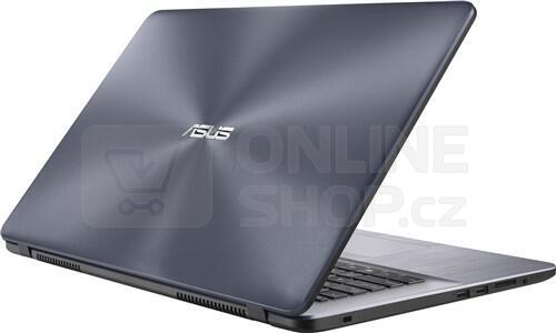 Notebook Asus X705UV-GC197T/WIN10