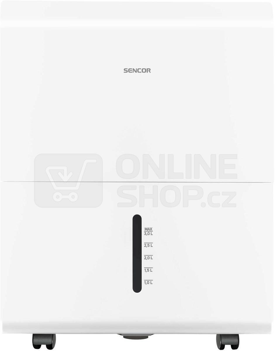 Odvlhčovač vzduchu Sencor SDH 3010WH