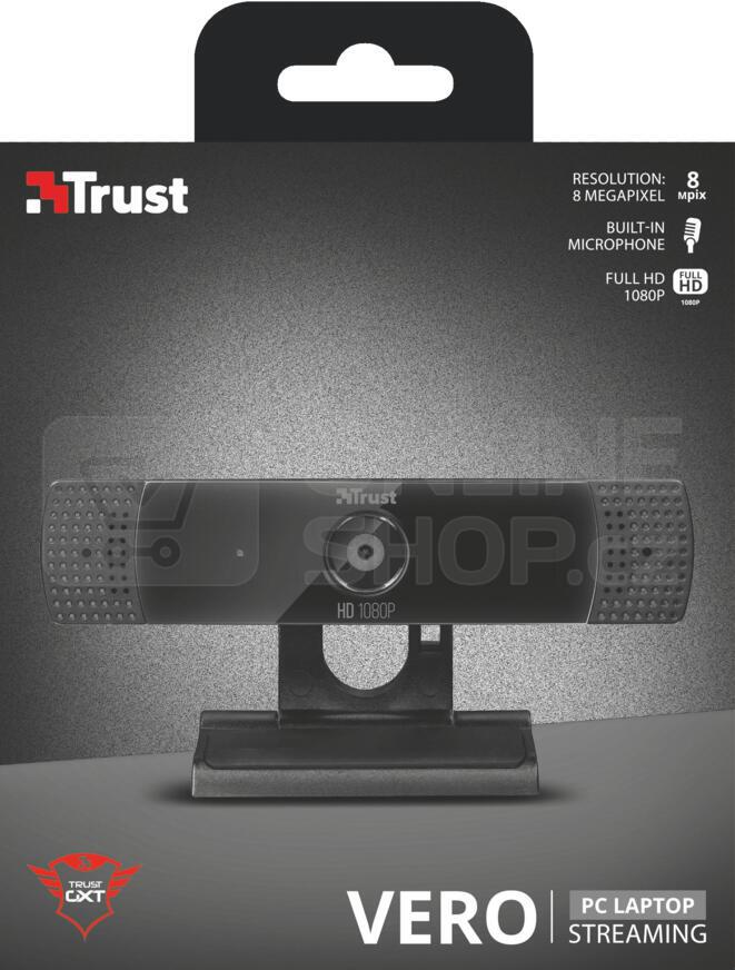 webkamera TRUST GXT 1160 Vero (22397)