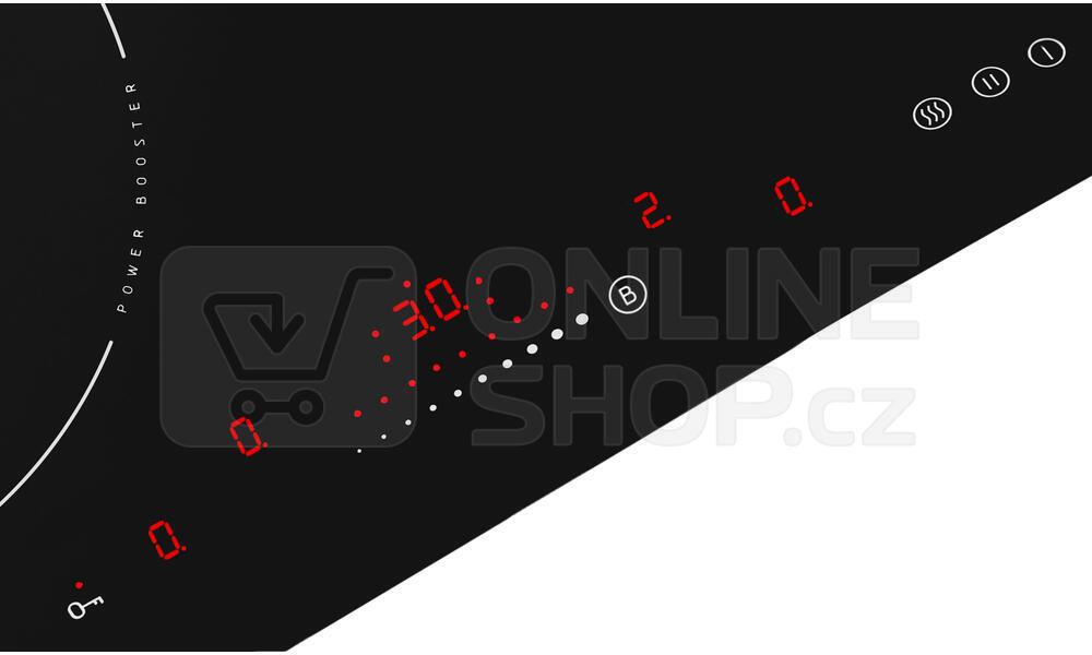 SET Trouba Amica TXB 123TCPDNB PYRO + Indukční deska Amica DI 6411SBB