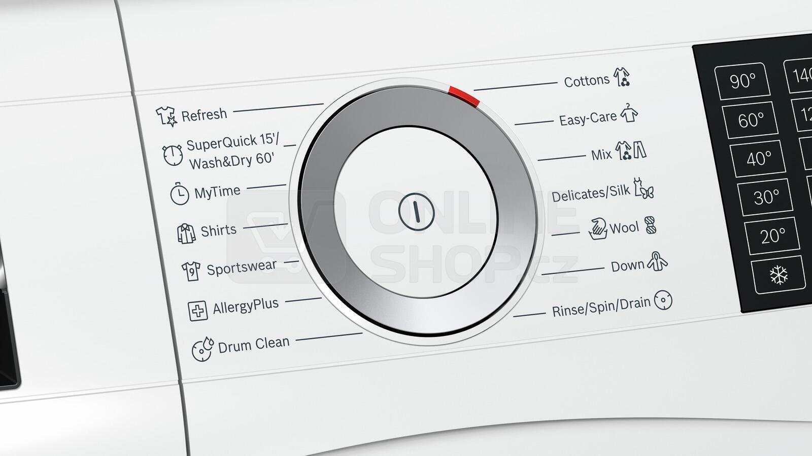 Pračka se sušičkou Bosch WDU28560EU