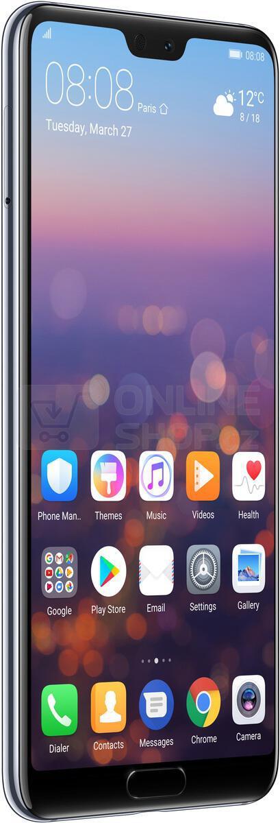 Mobilní telefon Huawei P20 Pro Dual Sim Midnight Blue