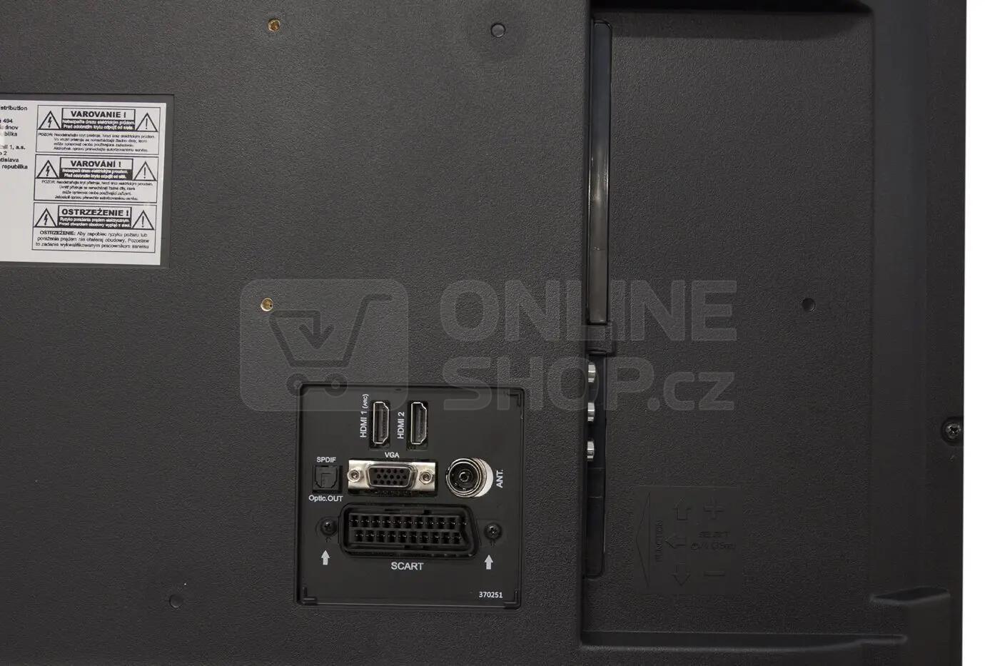 HD LED TV Orava LT-842