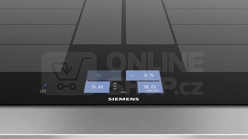 Varná deska indukce Siemens EX875KYW1E