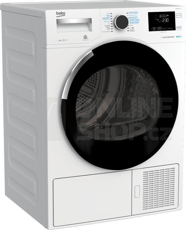 Sušička prádla BEKO DH 8544 CSRX