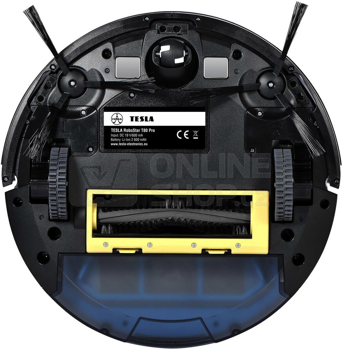 Robotický vysavač Tesla RoboStar T80 PRO