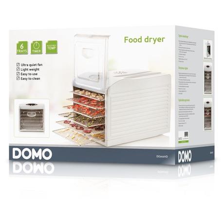 Sušička ovoce - digitální - DOMO  DO353VD