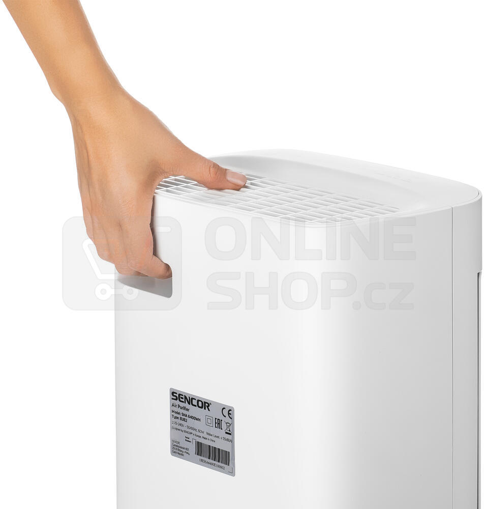 Čistička vzduchu Sencor SHA 6400WH