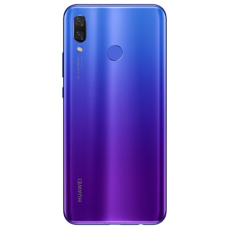 Huawei Nova 3 Dual Sim, Purple (SP-NOVA3FOM)