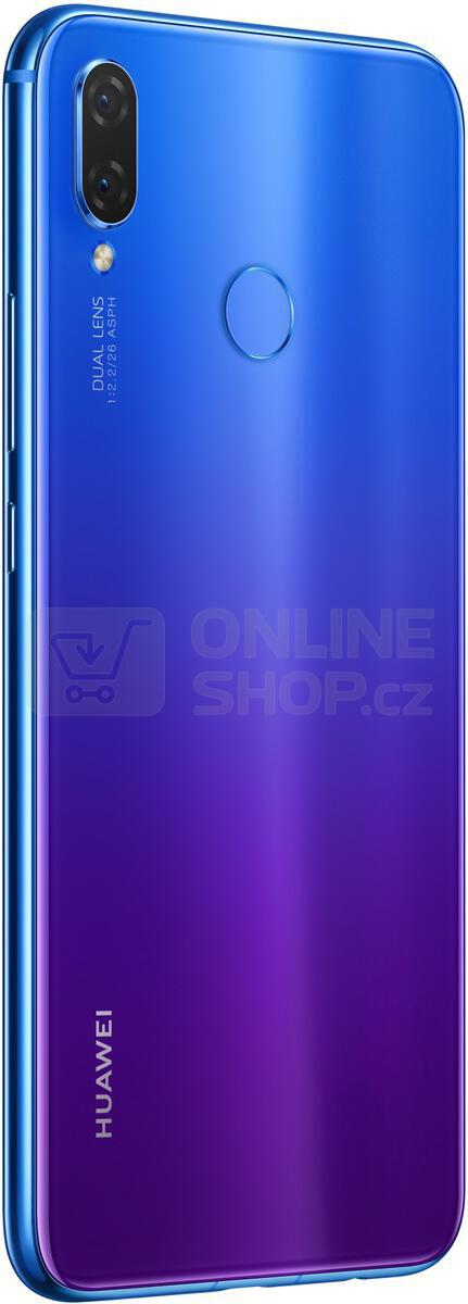 Huawei Nova 3i Dual Sim, Iris Purple (SP-NOVA3IFOM)