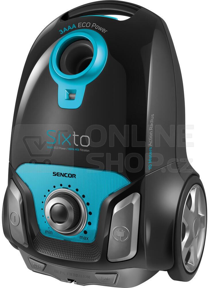 Vysavač Sencor SVC 684TQ-EUE3
