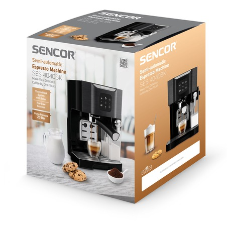 Espresso Sencor SES 4040BK