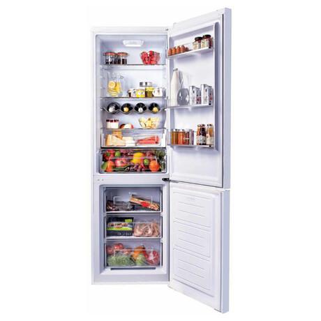 Chladnička Candy CHSB 6186W