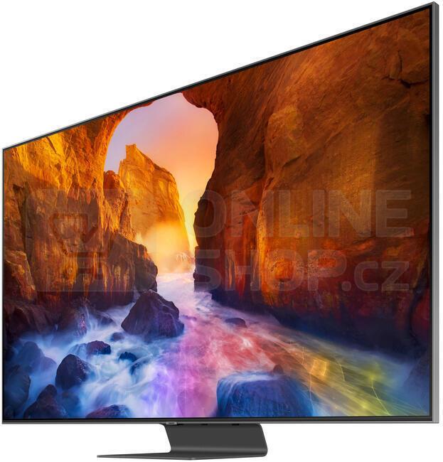 QLED UHD TV Samsung QE65Q90R