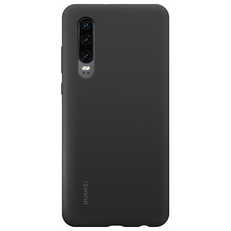 HUAWEI Silikonový kryt pro P30 Black (51992844)