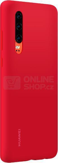 HUAWEI Silikonový kryt pro P30 Red (51992848)