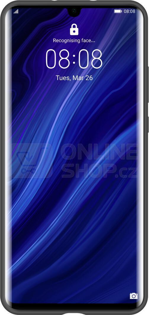 HUAWEI Silikonový kryt pro P30 Pro Black (51992872)