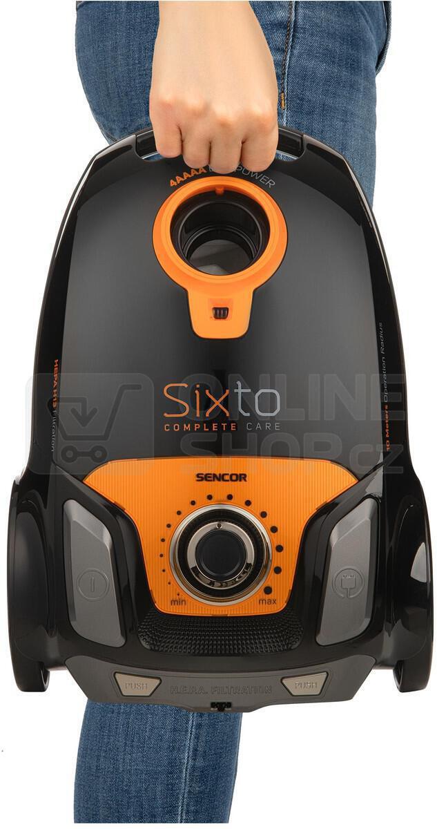 Vysavač Sencor SVC 6920OR