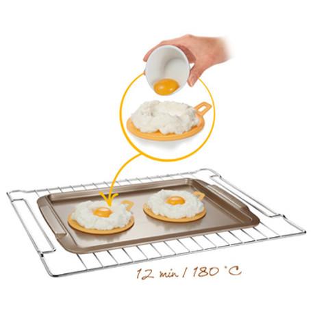 Tvořítko na vejce Orsini Tescoma DELÍCIA, 2 ks