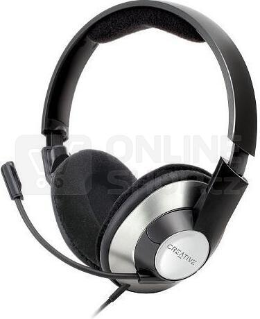 Headset Creative Labs HS-720 - černý