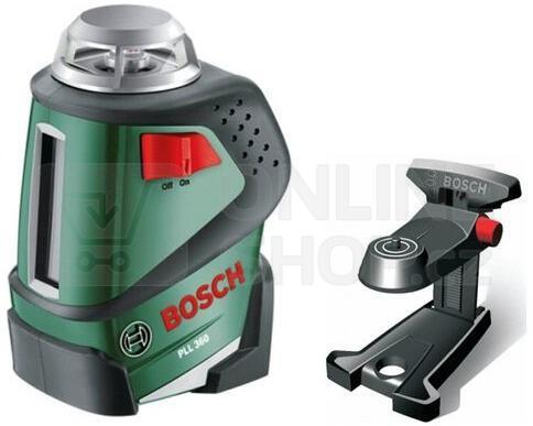 Laser bosch pll 360 - Bosch pll 360 ...