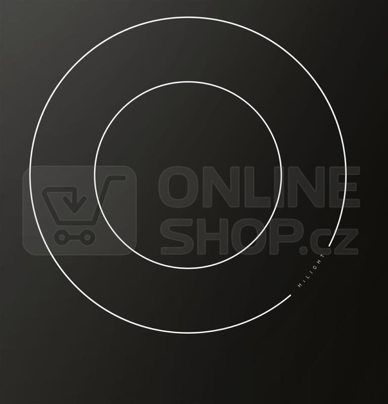 SET Trouba Amica TXB 123TCPDNB PYRO + Sklokeramická deska Amica DS 6423B