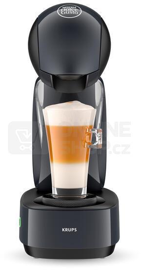 Espresso Krups KP 173B31 Infinissima šedý