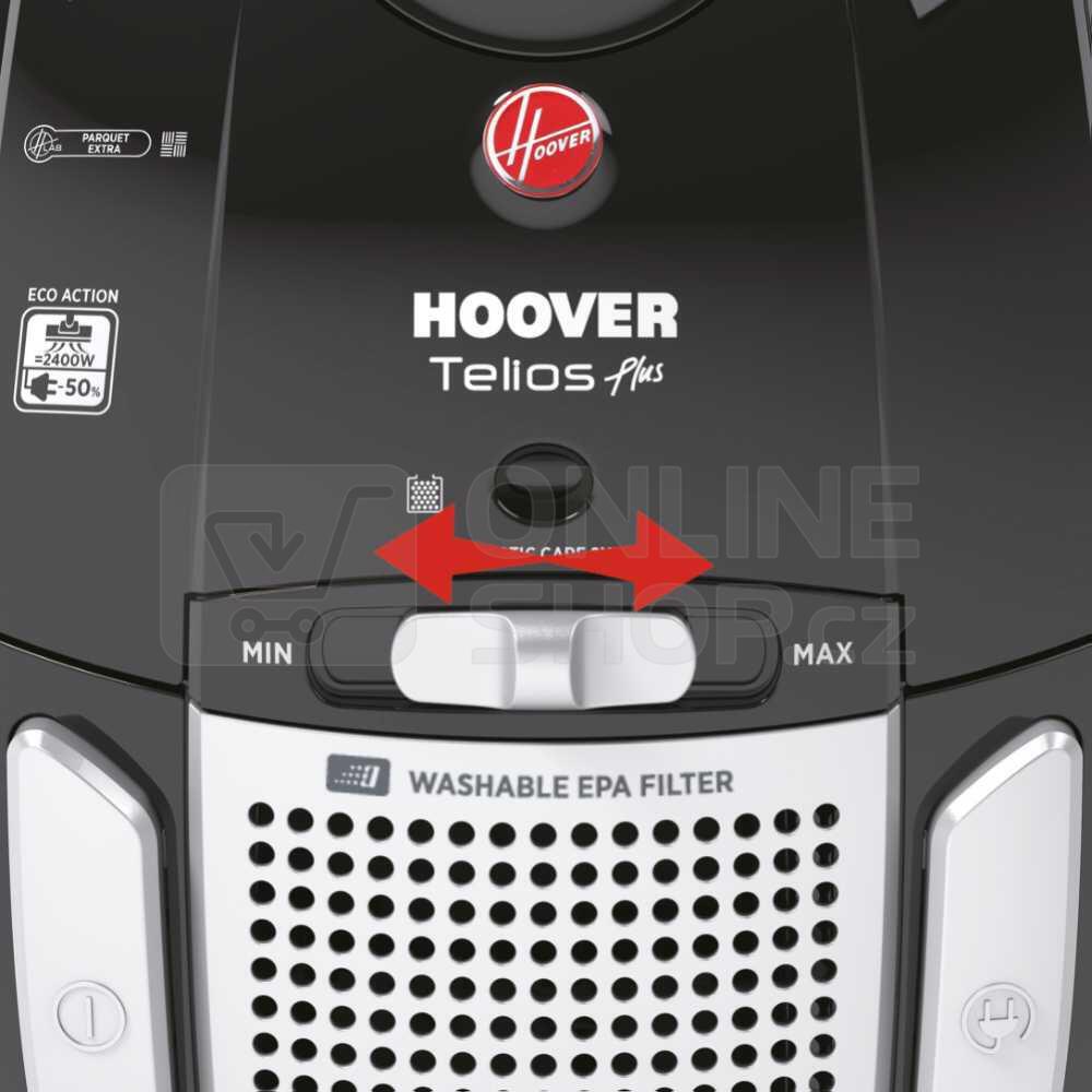 Vysavač Hoover TE76PAR 011 Telios Plus