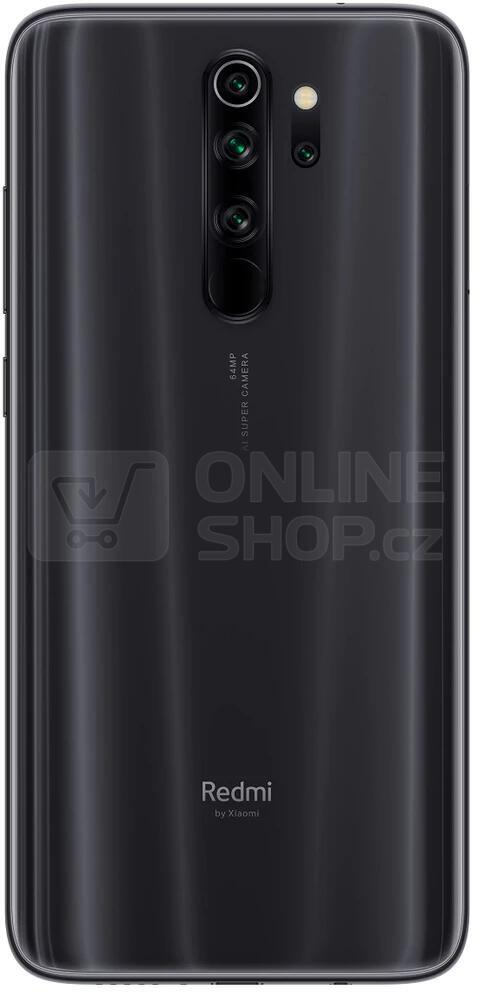 Xiaomi Redmi Note 8 Pro 6GB/128GB, černá