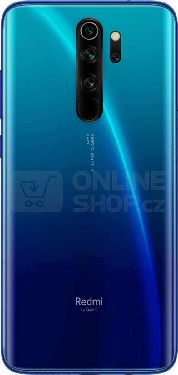 Xiaomi Redmi Note 8 Pro (6/128GB), modrá
