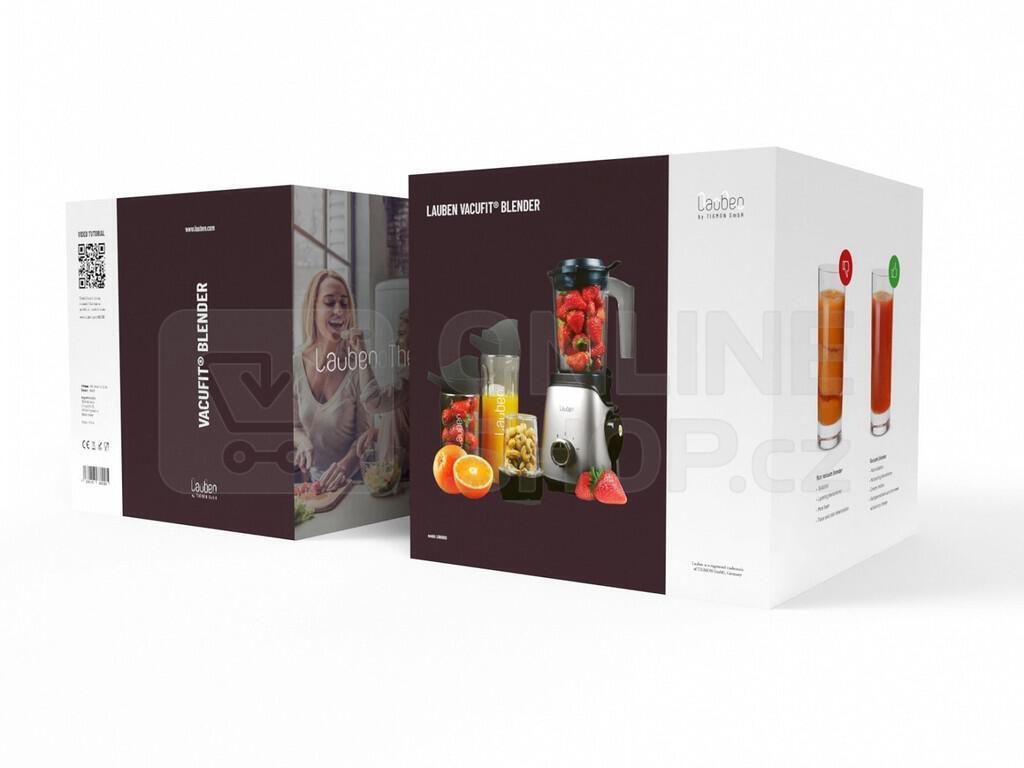 Lauben VacuFit Blender VB01