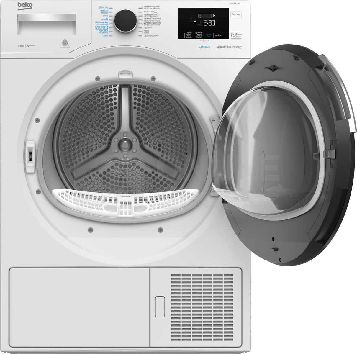 Sušička prádla Beko DH 8544 CSARX