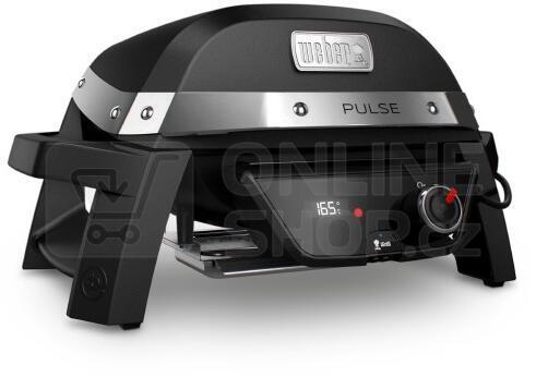 Elektrický gril Weber Weber Pulse 1000
