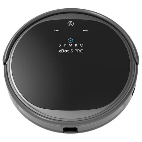 Robotický vysavač a mop Symbo xBot 5 PRO WiFi (2v1)