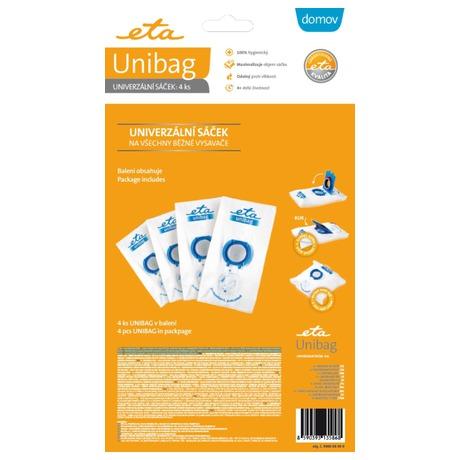 UNIBAG sáčky ETA 9900 68000 3 litry 4 ks - ETA 9900 68000 3 litry 4 ks (foto 1)