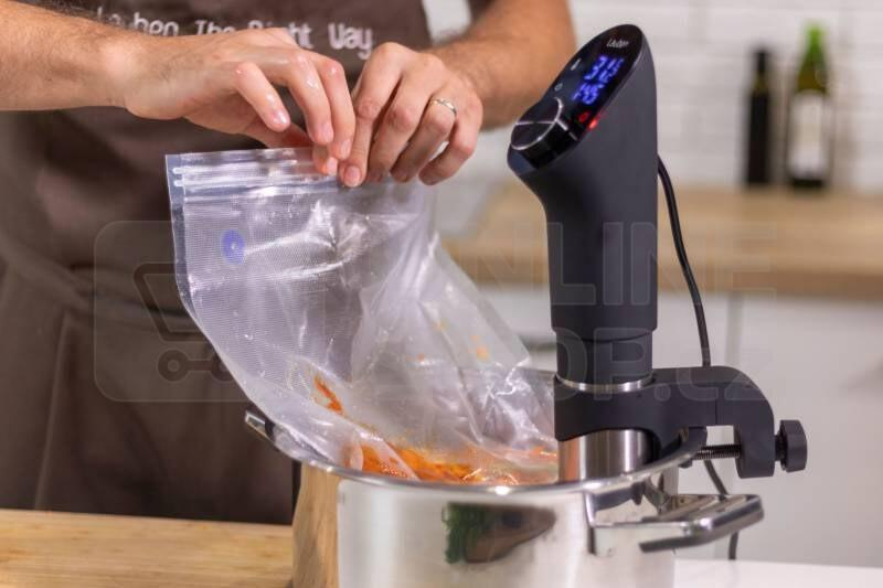 Vakuovací sáčky Lauben Zip Lock bag set