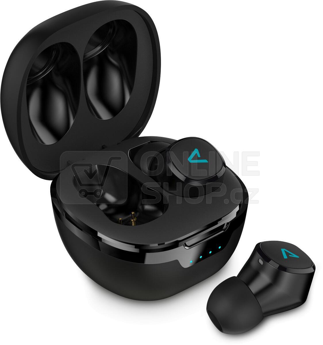 Bezdrátová sluchátka LAMAX Dots2 Wireless Charging
