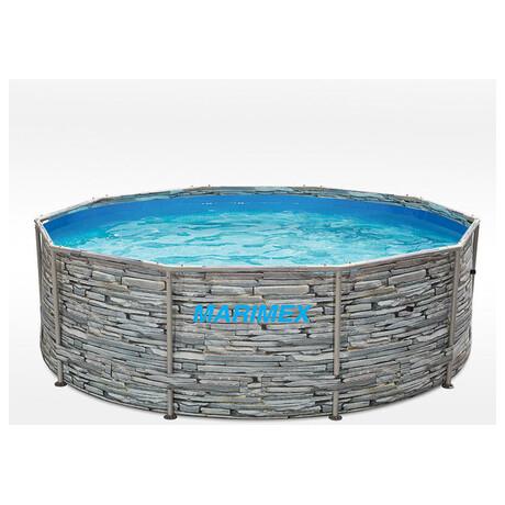 Marimex bazén Florida 3,05x0,91 m KÁMEN bez příslušenství (10340245)