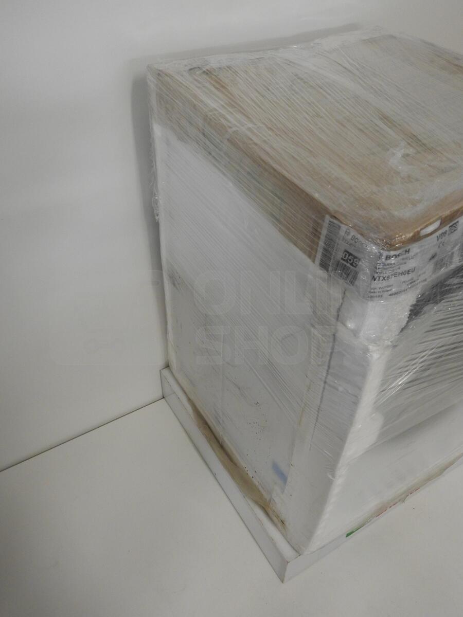 Sušička prádla Bosch WTX87EH0EU HomeProfessional