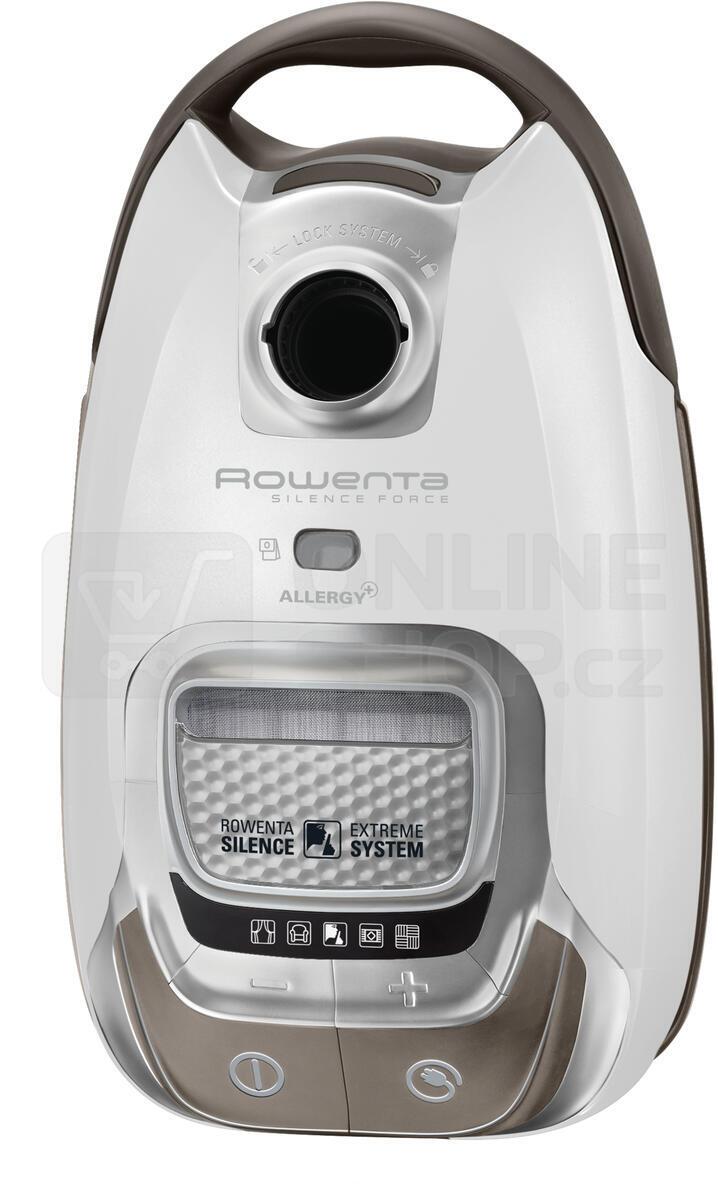 Vysavač Rowenta Silence Force Allergy+ RO7487EA