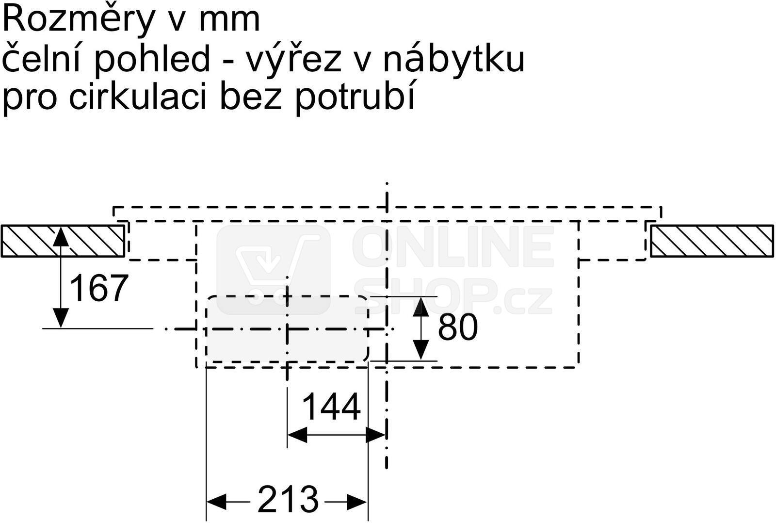 Indukční deska s odsavačem Siemens EX875LX67E
