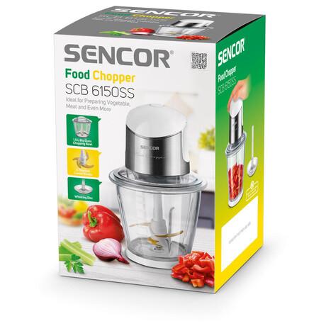 Sekáček potravin Sencor SCB 6150SS-EUE3