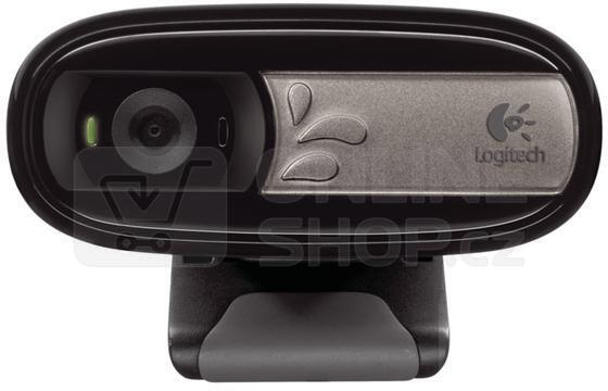 how to connect logitech webcam c170 to pc
